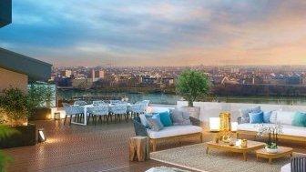 Appartements neufs La Mulatière C1 investissement loi Pinel à La Mulatière