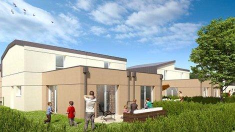 eco habitat neuf à Le Mans