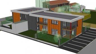 Appartements neufs Guilherand-Granges C1 éco-habitat à Guilherand-Granges