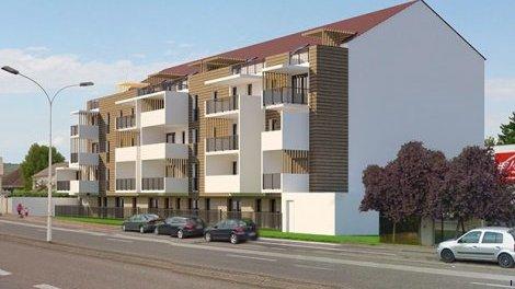 Appartement neuf Chenove C2 investissement loi Pinel à Chenove