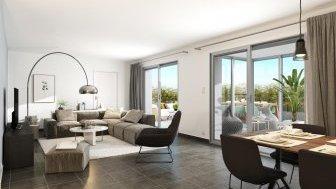 Appartements neufs Oxalys investissement loi Pinel à Contamine-sur-Arve