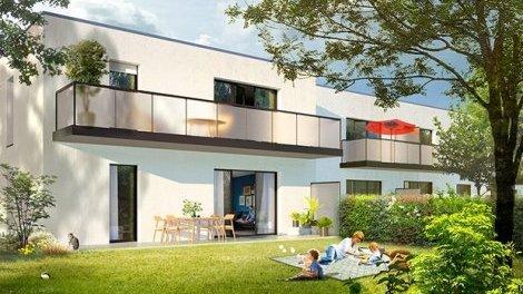 Appartements neufs Couëron C1 investissement loi Pinel à Couëron