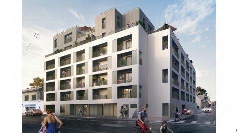 Appartement neuf Vertygo - Rennes investissement loi Pinel à Rennes
