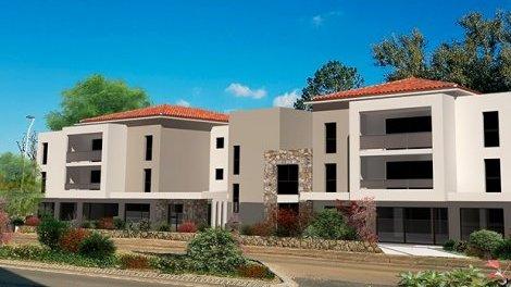 appartement neuf à Zonza