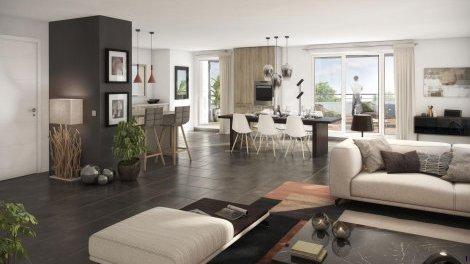 Appartements et maisons neuves Coeur de Ville Castanet éco-habitat à Castanet-Tolosan