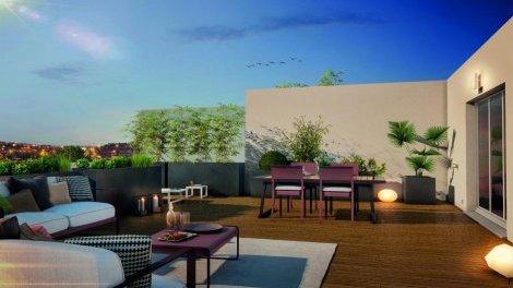Appartement neuf Coté Vue éco-habitat à Toulouse