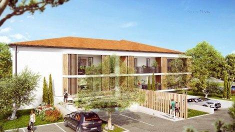 Appartement neuf Le Carré des Chênes éco-habitat à Colomiers