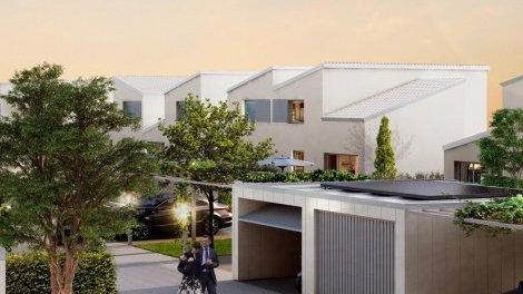 Appartements et maisons neuves Le Domaine d'Opale éco-habitat à Beauzelle