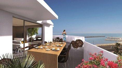 Appartement neuf Sète C1 éco-habitat à Sète
