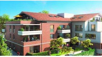 Appartements neufs Parc Tolosan éco-habitat à Castanet-Tolosan