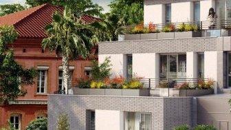 Appartements neufs Villa Assalit éco-habitat à Toulouse
