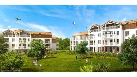 Appartements neufs L'Astrolabe investissement loi Pinel à Pornic