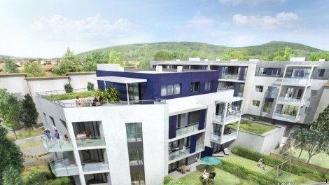 Appartements neufs Les Terrasses du Lac à Montreal-la-Cluse