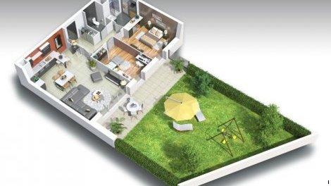 immobilier ecologique à Montreal-la-Cluse