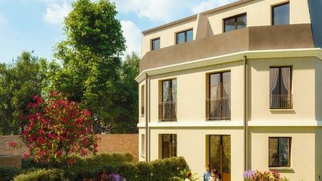 Appartement neuf Montesson C2 investissement loi Pinel à Montesson