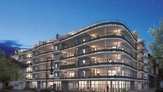 Appartements neufs Le Victor Hugo investissement loi Pinel à Bourgoin-Jallieu