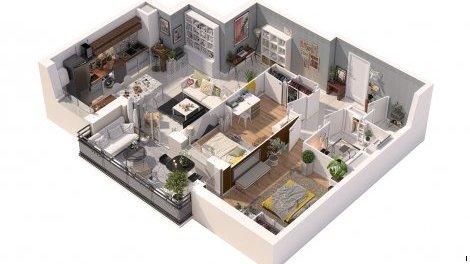 investir dans l'immobilier à Bourgoin-Jallieu