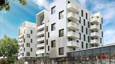 Appartement neuf L'Emblem à Rennes