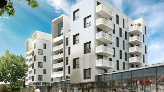 Appartements neufs L'Emblem à Rennes