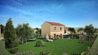Maisons neuves Parc Bisso éco-habitat à Les Abrets