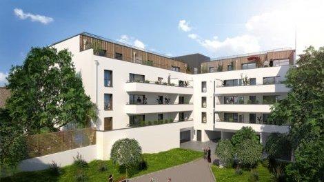 Appartement neuf Jardin d'Élise à Rennes