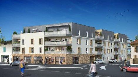 Appartements neufs Le Relais de Corgenon à Buellas