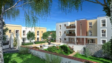Appartement neuf La Madeleine éco-habitat à Saint-Maurice-sur-Dargoire