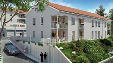 Appartement neuf Lucéo éco-habitat à Lucenay