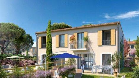 Appartement neuf Les Jardins de Toscane éco-habitat à Portiragnes