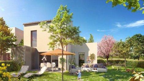 Appartement neuf Les Jardins de Sévigné investissement loi Pinel à Valence