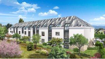 Appartements neufs Campus de Navarre éco-habitat à Pau