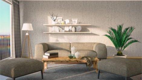 Appartement neuf Montpellier C2 éco-habitat à Montpellier