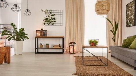 Appartements et maisons neuves Montpellier C1 éco-habitat à Montpellier
