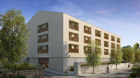 Appartement neuf Domaine des Séquoias à Cenon