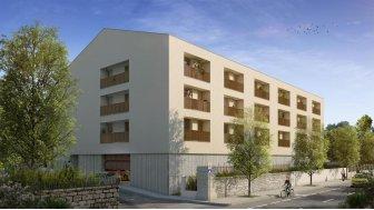 Appartements neufs Domaine des Séquoias investissement loi Pinel à Cenon