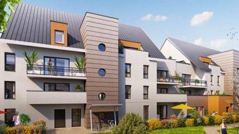 Appartement neuf Chenove C1 investissement loi Pinel à Chenove