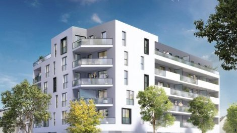 Appartement neuf Astral investissement loi Pinel à Rennes