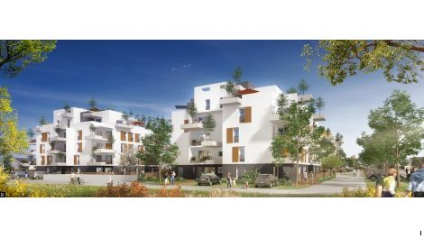 Appartement neuf Eléments investissement loi Pinel à Chambray-les-Tours