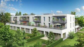 Appartements neufs Les Terres Blanches éco-habitat à Lux