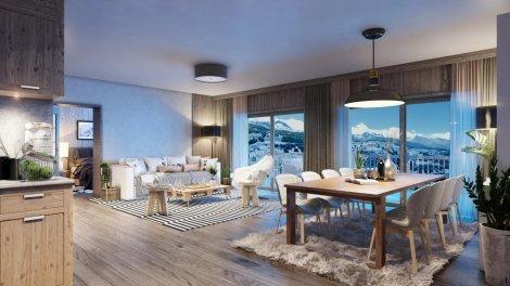 Appartement neuf Lumi à Valmorel