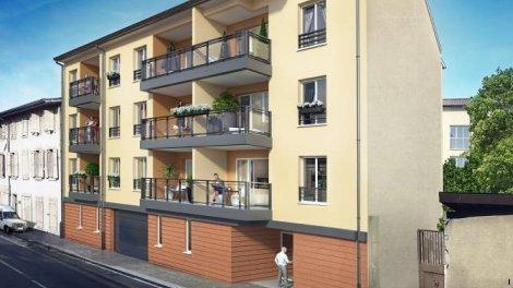 Appartements neufs Villa Jaurès à Saint Laurent sur Saône