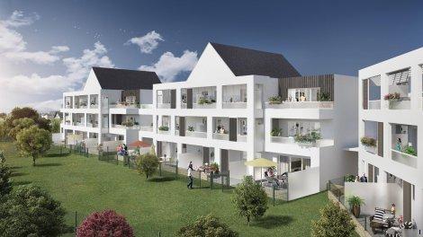 Appartement neuf Passage Saint-Clément à Quiberon
