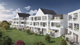 Appartements neufs Passage Saint-Clément investissement loi Pinel à Quiberon
