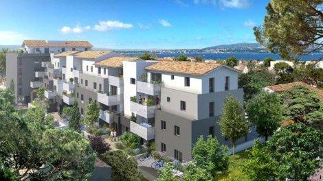 Appartement neuf Villa Marquise éco-habitat à Sète