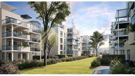 eco habitat neuf à Ferney-Voltaire