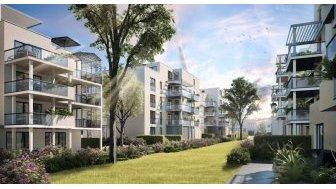 Appartements neufs Garden Park investissement loi Pinel à Ferney-Voltaire