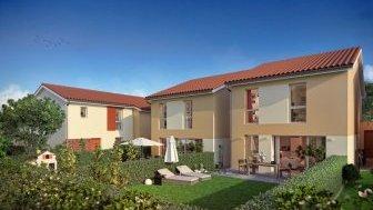 Maisons neuves Résidence les Saules éco-habitat à Jasseron