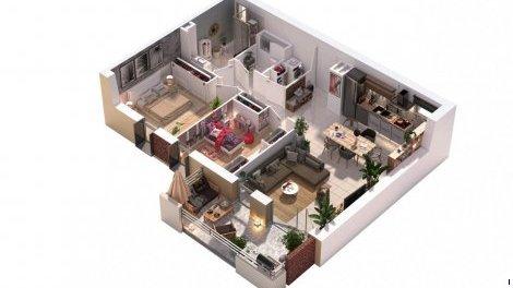 appartement neuf à Le Creusot