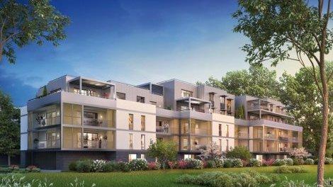 Appartement neuf Les Grands Chênes investissement loi Pinel à Ornex