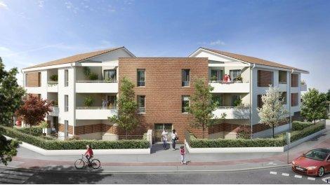 Appartement neuf Le Cygne d'Argent à Toulouse